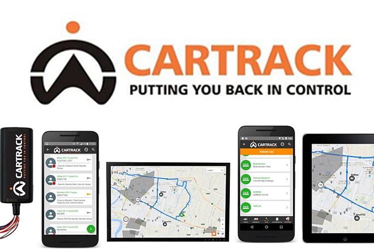 cartrack ติด ตาม